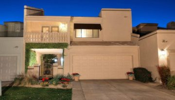 On the Market: Guard-Gated Home in Old Town