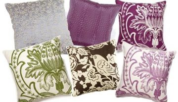 Throw Pillows by David H. Mitchell