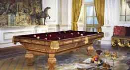 19th Century Pool Tables