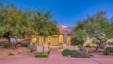 On the Market: Corner Lot at Troon Fairways