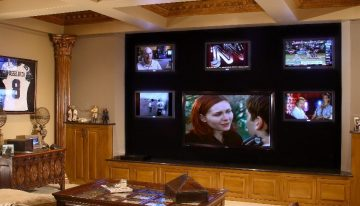 The JBL Synthesis Home Theater System is the Choice for Rascal Flatts