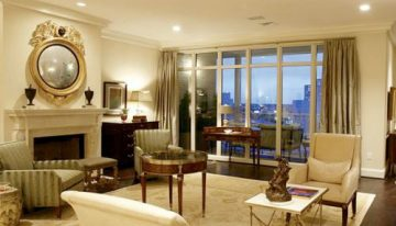 Ritz-Carlton Tower Residences, Dallas