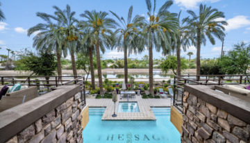 On the Market: Waterfront Penthouse Condo at Sage Scottsdale