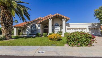 On the Market: $839,900 Perfect Family Scottsdale Ranch Community Home