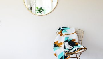 Luxury Throws from Seek & Swoon