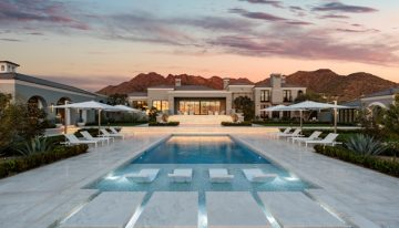 Silverleaf Hosts Highest-Priced Home for Sale in Maricopa County