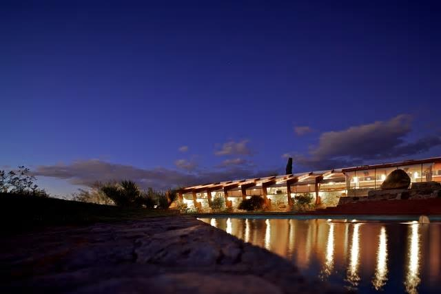 Four Reasons to Visit Taliesin West ASAP