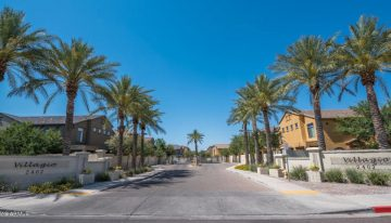 On the Market: Beautiful Townhome in the Villagio at Tempe