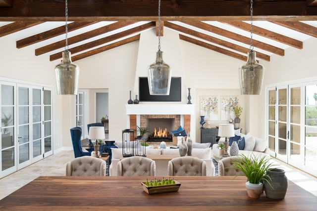 Design Spotlight Santa Barbara Meets Paradise Valley