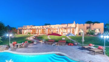 On the Market: Rockstar Bret Michaels' Cabo-Style Resort Home in Scottsdale