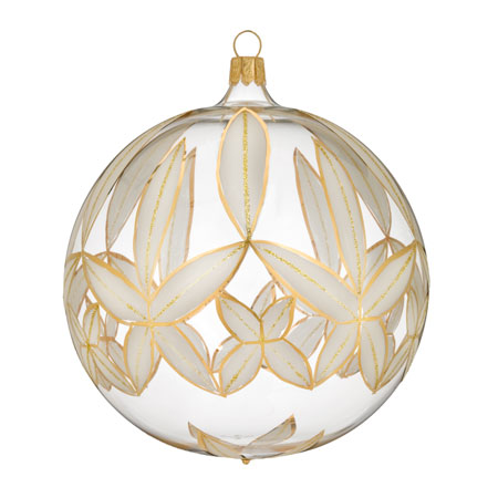 Elegant Christmas Ornaments
