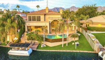 On the Market: Waterfront Living in Scottsdale
