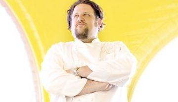 Aaron May: Chef BoyAARON