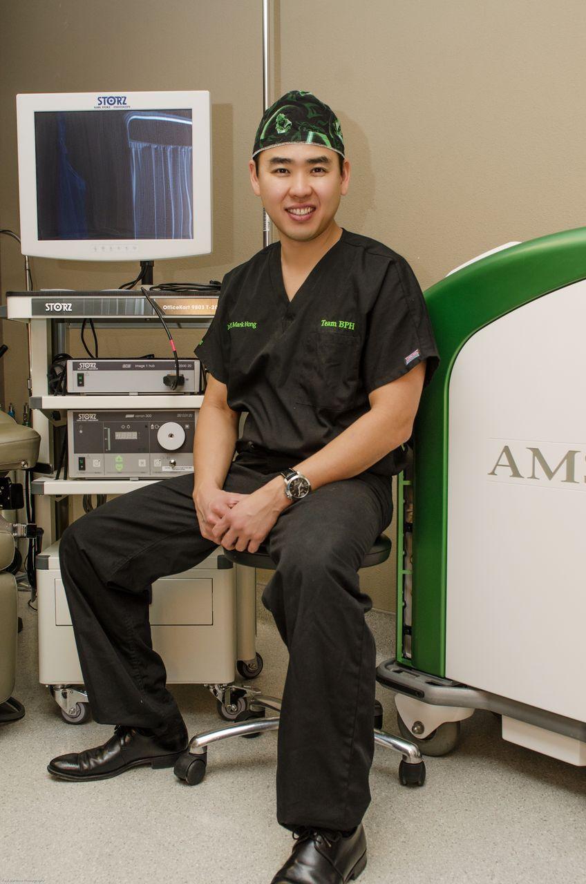 Dr. Hong, office surgery