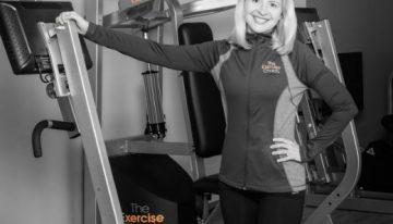 The Exercise Coach: Amanda Coe
