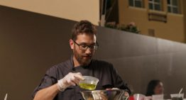 Local Chef and Competitor on the Food Network's Restuarant Express: Eric Gitenstein