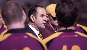 Gary Lane – ASU Head Rugby Coach