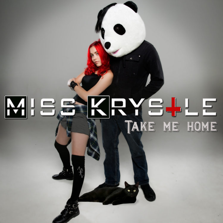 Miss Krystle - Take Me Home Cover Final
