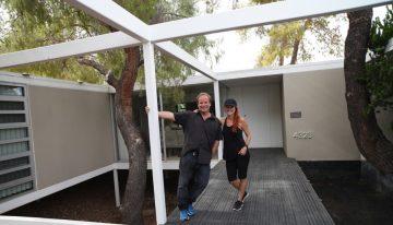 Sara Abbott and Bob Lynn
