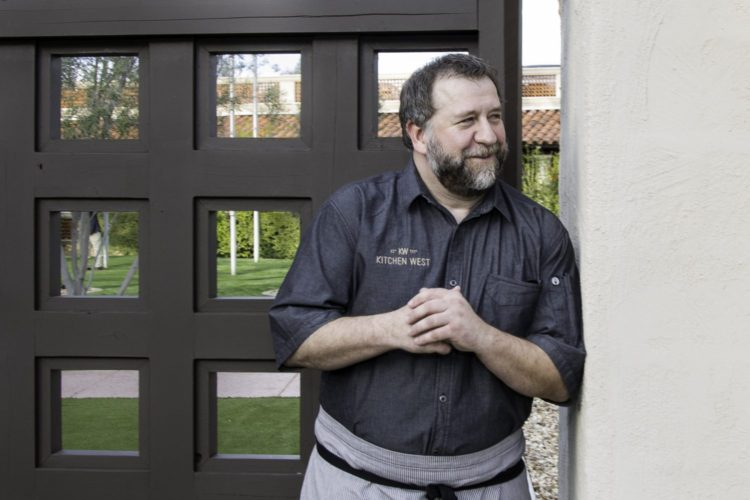 Chef Rick Dupere