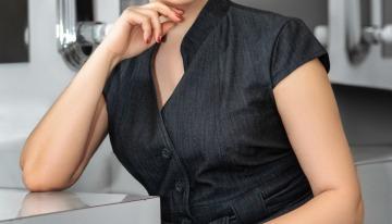 Phoenix Fashion Week Emerging Designer: Halyna Hostetler of Zelenco