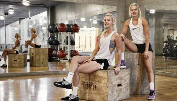 Hayley & Chelsey Liske