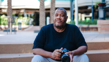 Trendsetter to Know: Photographer Alvin Johnson