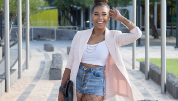 Trendsetter to Know: Milan Johnson