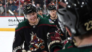Trendsetter to Know: NHL Arizona Coyotes Forward Lawson Crouse