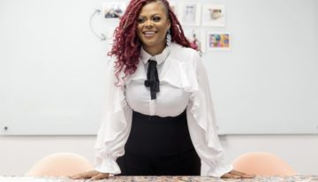 Trendsetter to Know: Hair Stylist and Colorist Adrienne Small