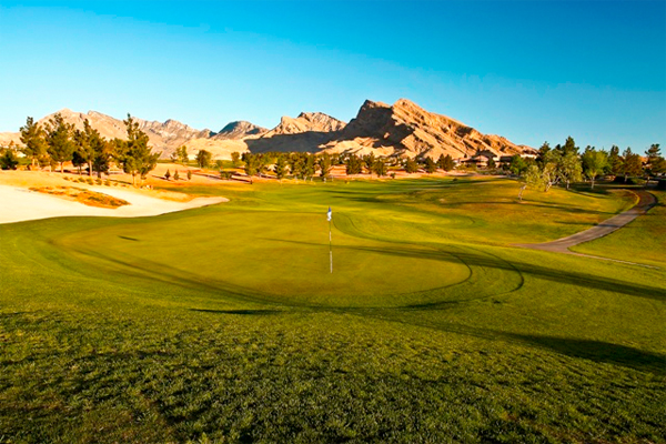 Reserve a Summer Tee Time in Vegas