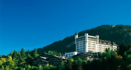 Switzerland's Gstaad Palace