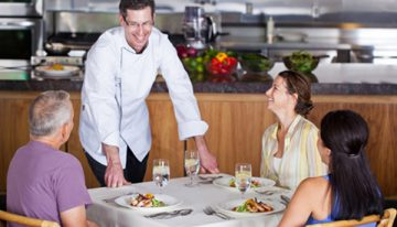 Mindful Cuisine at Canyon Ranch in Tucson