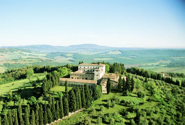 Hotel Castello di Casole Opens in Tuscany