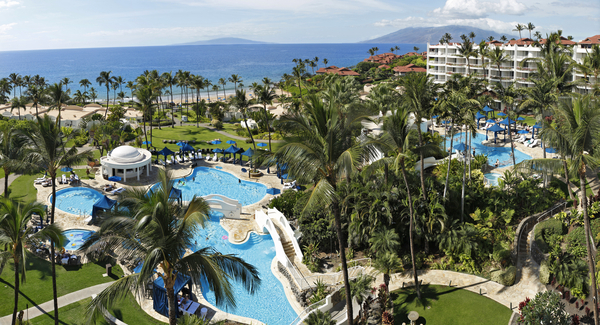The Fairmont Kea Lani