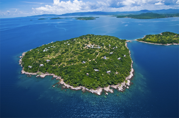Tanzania's Lupita Island
