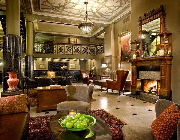 Denver's Oxford Hotel Offers Pet-Friendly Perks