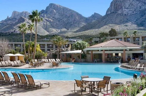 Labor Day Stay in Old Pueblo