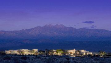 AZ Resort Offers Unique Body Treatment