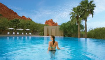 Fall Spa Specials at Sanctuary on Camelback Mountain