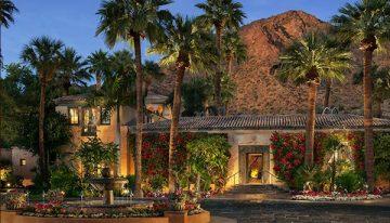 Luxury Phoenix Resort Swings in Guest Sports Packages