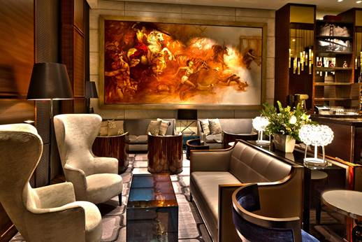St. Regis San Francisco Unveils Lux Improvements