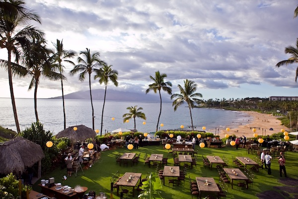 VIP Wine Weekend in Maui