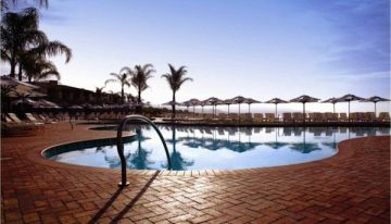 Healthy Options at Luxury Los Angeles Resort