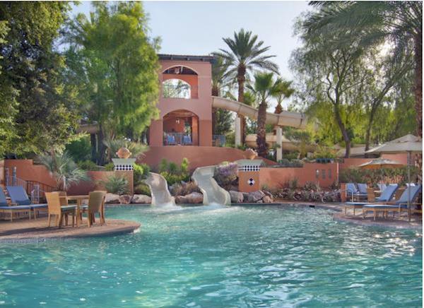 Zippin' into Summer at Scottsdale Resort