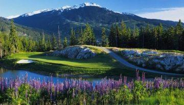 Summertime in Whistler's Adventure City