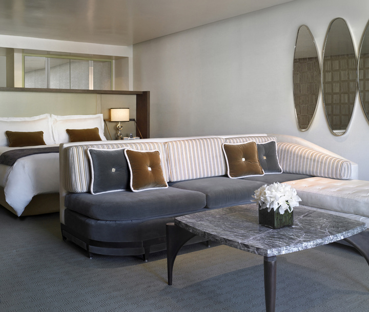 Luxury Boutique Hotel Shines in West Hollywood