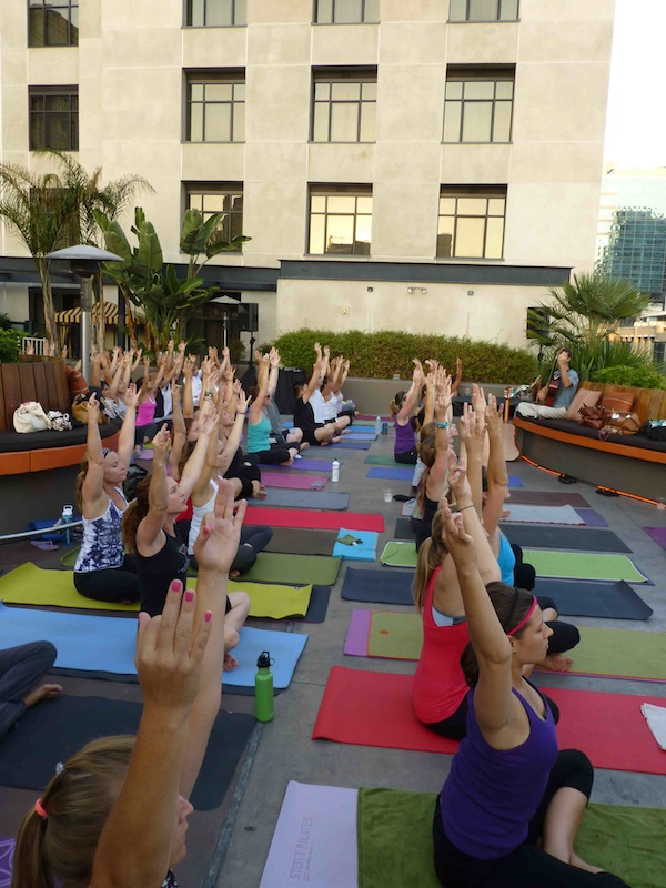 San Diego Hotel Welcomes New Wellness Program