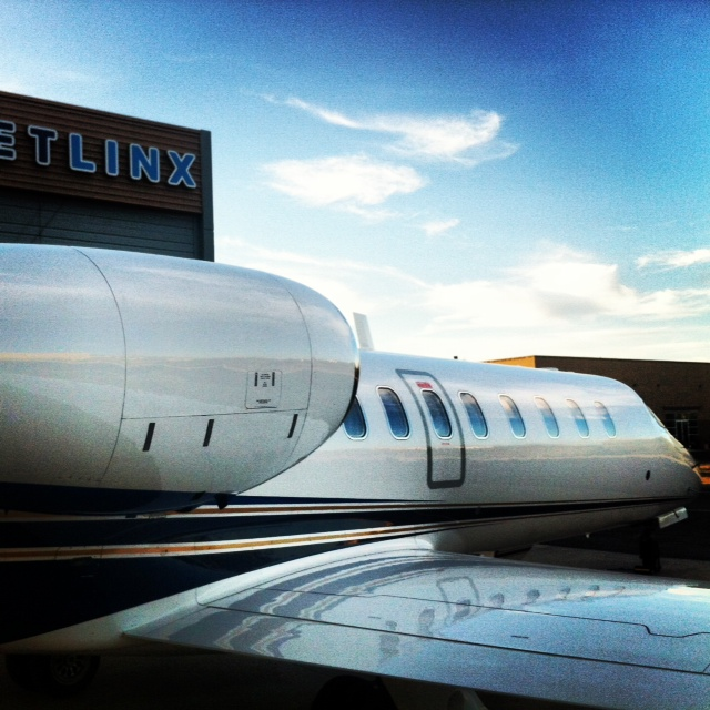 The Ultimate Private Jet Experience