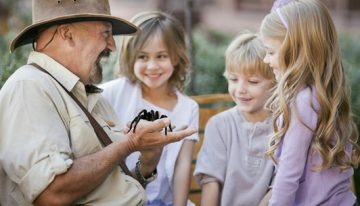New Kids Program at the Most Luxurious Resort in Arizona: Ritz-Carlton Dove Mountain